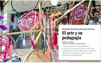 """ARTÍCULO EN EL BLOG: """"ESCUELAS EN RED"""" DEL PERIÓDICO EL PAÍS"""