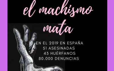 HELP, EL MACHISMO MATA