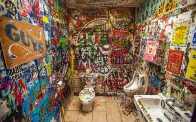 GRAFITIS INSPIRADORES. FRASES QUE NOS GUSTA ESCUCHAR